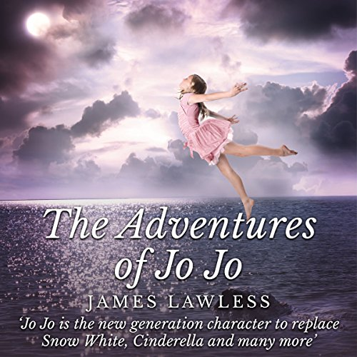 The Adventures of Jo Jo audiobook cover art