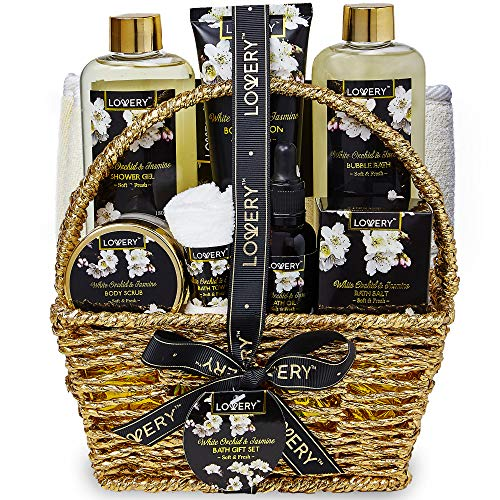 Bath and Body Gift Basket for Women…