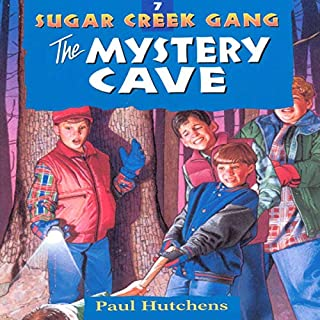 The Mystery Cave cover art