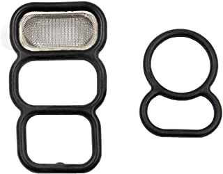 XtremeAmazing Upper & Lower Spool Valve VTEC Solenoid Gaskets for Honda 94-02 Accord 4cyl