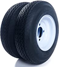 8 inch 4 lug trailer wheels