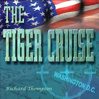 The Tiger Cruise audiobook cover art