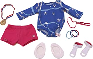 American Girl Star Gymnast Set for 18-inch Dolls (Doll not Included)