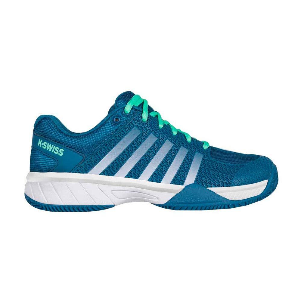 Kswiss Express Light HB Azul Blanco 05345157: Amazon.es: Deportes y aire libre