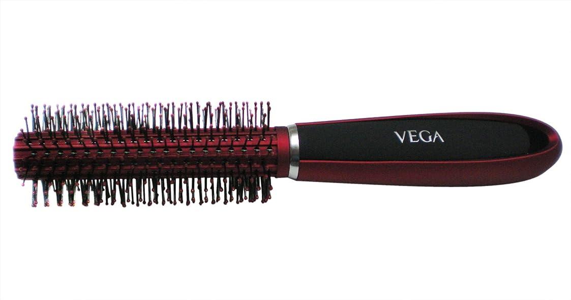 弓はがきゆるくVega Premium Collection Hair Brush - Round & Curl E9-RB 1 Pcs - 並行輸入品 - ベガプレミアムコレクションヘアブラシ - ラウンド&カールE9-RB 1ピース