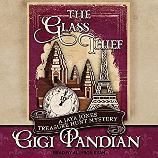 The Glass Thief cover art