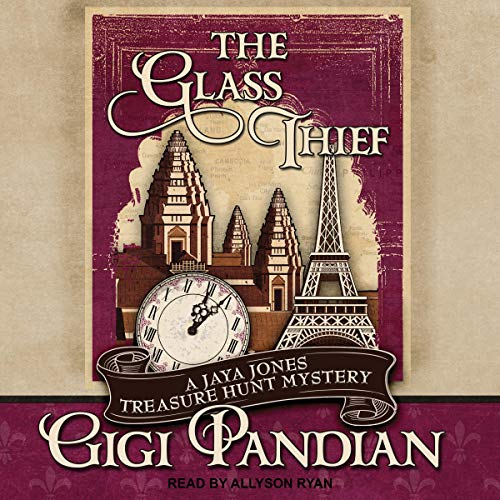 Couverture de The Glass Thief