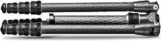 Gitzo GT0545T Series 0 Carbon Fiber 4 Section Traveler Tripod (Black)