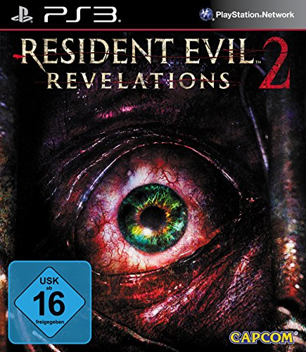 Capcom Resident Evil Revelations 2 PS3 Basic PlayStation 3 Tedesca videogioco
