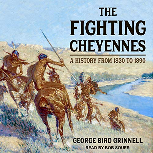 The Fighting Cheyennes audiobook cover art