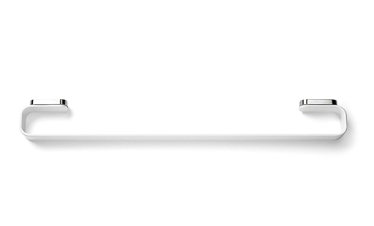 いいね表面観客MENU タオルバー ホワイト 7700669