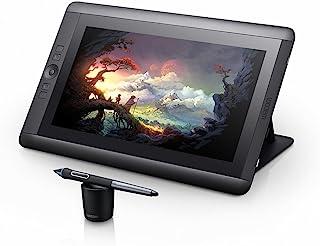 Wacom Cintiq 13HD Tableta digitalizadora 5080 líneas por Pulgada 299 x 171 mm USB Negro - Tableta gráfica (Alámbrico, 5080 líneas por Pulgada, 299 x 171 mm, USB, 17,1 cm, Pluma)