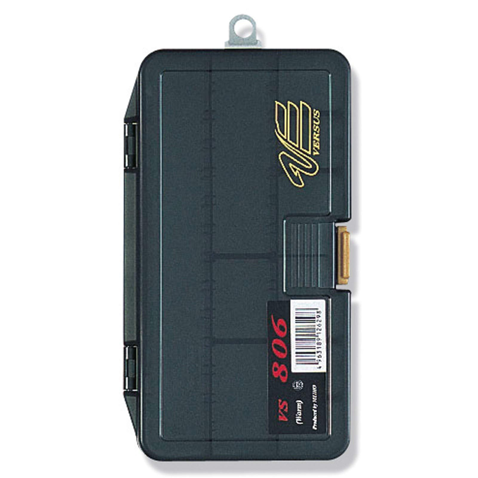Meiho  Pocketable Fishing Tackle Box Slit Form Case SS 103x73x23mm