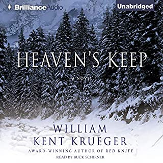 Heaven's Keep     A Cork O'Connor Mystery              By:                                                                                                                                 William Kent Krueger                               Narrated by:                                                                                                                                 Buck Schirner                      Length: 10 hrs and 59 mins     730 ratings     Overall 4.4