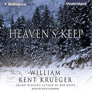 Heaven's Keep audiobook cover art