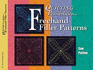 Quilting Possibilities...Freehand Filler Patterns (Golden Threads)