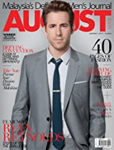 August Man June 2011 Ryan Reynolds