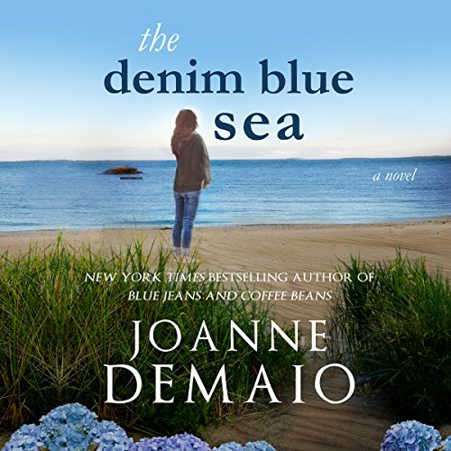 The Denim Blue Sea audiobook cover art