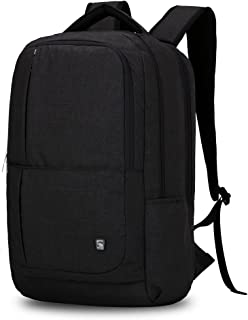 17 Inch Laptop Backpack With Large Compartment Business Daypack Bookbag For Men Women Teens