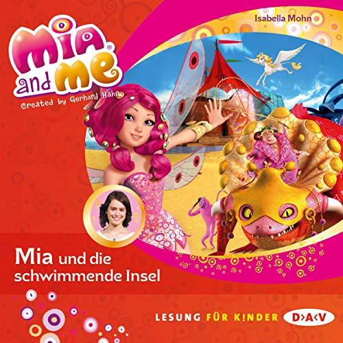 Mia und die schwimmende Insel cover art