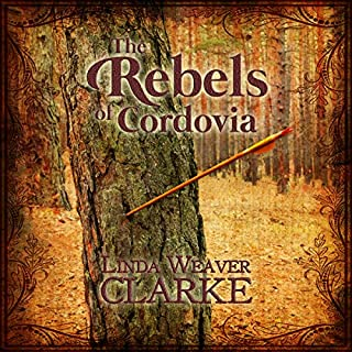The Rebels of Cordovia audiobook cover art