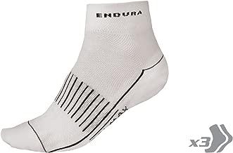 Endura Men's Coolmax Race Ii 3-Pack Socks