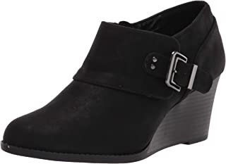 Easy Street Women's Ankle Boot, Black, 6.5 Wide