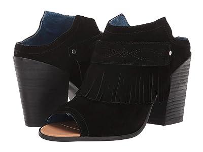 Dingo Shaker (Black) Cowboy Boots