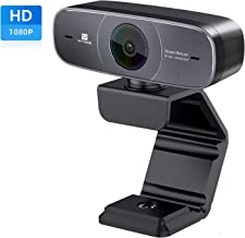 Xbox Webcam, HD 1080P Webcam with Microphone for Streaming Conferencing Gaming, 925A HDR USB Computer Web Camera Pro Video Cam for Mac PC Desktop Windows Skype OBS Twitch YouTube Xsplit
