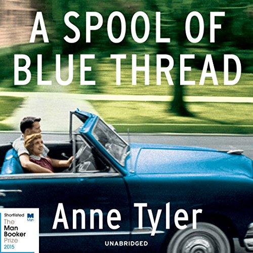 A Spool of Blue Thread cover art