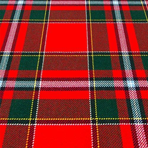I Luv Ltd Drummond Modern Clan 100% Wool Scottish Tartan Tie