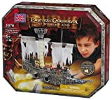Disney Disneys Pirates of The Caribbean At Worlds End Flagship Battlers Flying Dutchman Mega Bloks 1070 by
