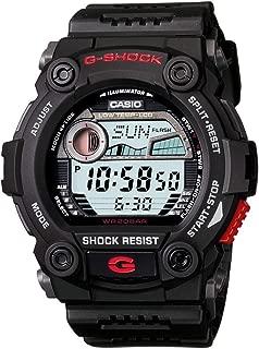 G7900 200M Water Resistant G-Shock Rescue Digital Sports Watch - Black