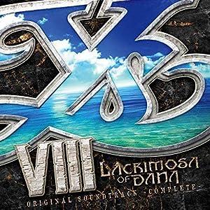 """イースVIII -Lacrimosa of DANA- オリジナルサウンドトラック[完全版]"""""""