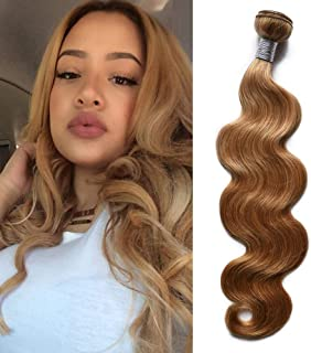 Best honey blonde human hair bundles Reviews