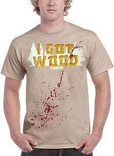 Animation Shops Shaun of The Dead I Got Wood T-Shirt