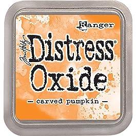Ranger Carved Pumpkin Tim Holtz Distress Oxides Ink Pad