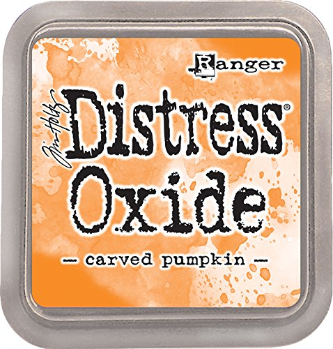 Ranger Carved Pumpkin Tim Holtz Distress Oxides Ink Pad |