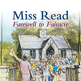 Farewell to Fairacre cover art