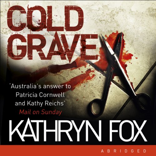Cold Grave audiobook cover art