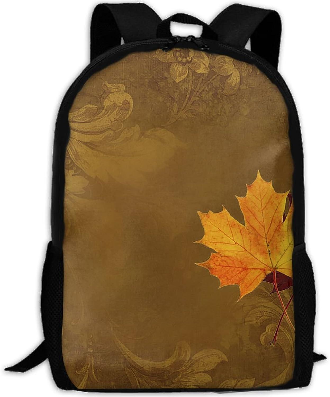 Backpack Laptop Travel Hiking School Bags Classical Beauty Daypack Shoulder Bag