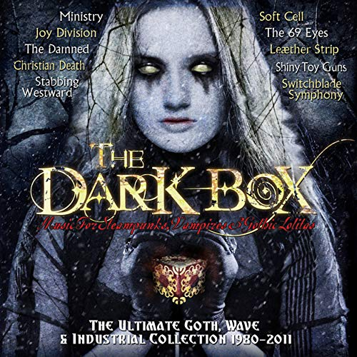 Dark Box - The Ultmate Goth, Wave & Industrial Collection 1980-2011