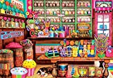 Buffalo Games - Sweet Shop - 2000 Piece Jigsaw Puzzle