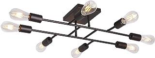TULUCE 8 Lights Oil Rubbed Bronze Sputnik Chandelier...