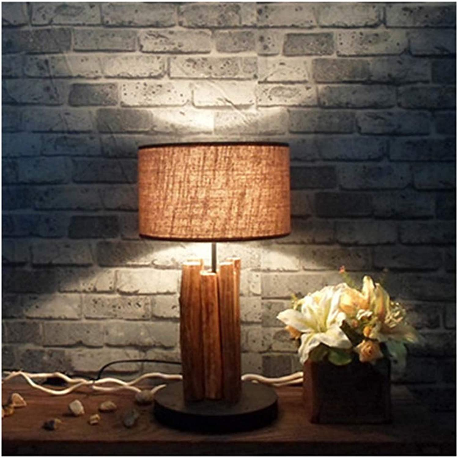 Noble.store Table LampHome Creative Table Lamp Living Room Bedroom Desk Lamp Exquisite Reading Lamp -4628 Table lamp