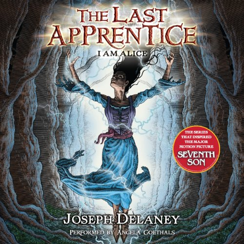 I Am Alice     The Last Apprentice, Book 12              Auteur(s):                                                                                                                                 Joseph Delaney,                                                                                        Patrick Arrasmith                               Narrateur(s):                                                                                                                                 Angela Goethals                      Durée: 8 h et 3 min     2 évaluations     Au global 5,0