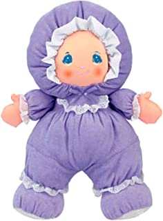"""""""Anico Well Made Play Little Darlin' Terry Baby, 13.5"""""""", Lavender"""" (A5790L)"""