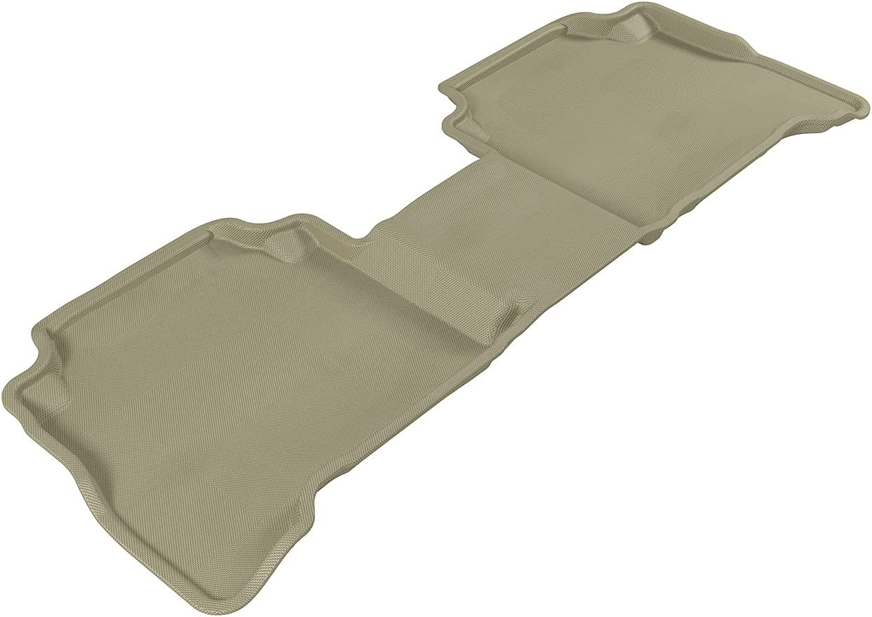 Fresno Mall 3D MAXpider Second Row Custom Fit Mat service Floor for All-Weather Sele