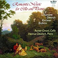 Romantic Music for Cello & Piano