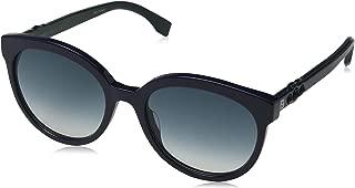 Sunglasses Fendi Ff 268 /S 0PJP Blue / 08 dark blue gradient lens